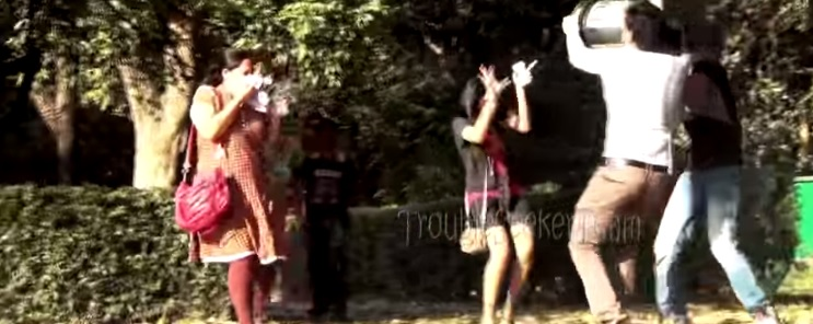 """Bura Na Maano Holi Hai"" Are You Worried About Water On This Holi? Then You Should Watch This Funny Prank Video."