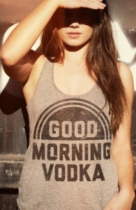 good morning vodka