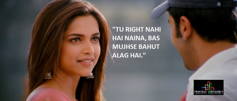 Why Ye Jawani Hai Deewani Quotes Are Complete Reflection Of Our Generation?