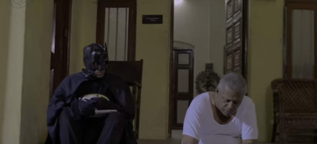 What Happens If The Batman Belongs From Chennai? Watch This Super Comic Video!!