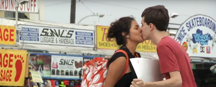Why This 'Kiss Me I'm Desperate' Prank Is The Best Kissing Prank In The World? Check It Now!