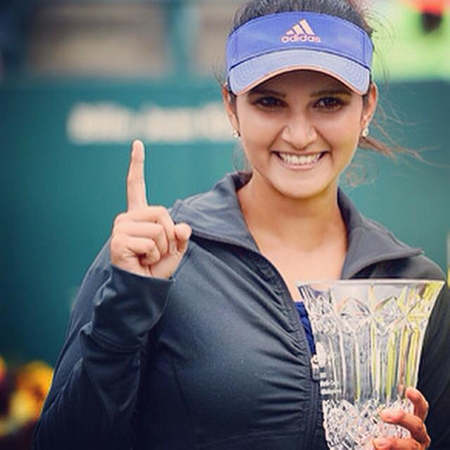Indian Women Makes It Proud Again. Sania Mirza Number One In World Doubles Player.