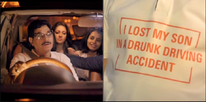How this video of a father driving drunk people home changed our perception about drink and drive.