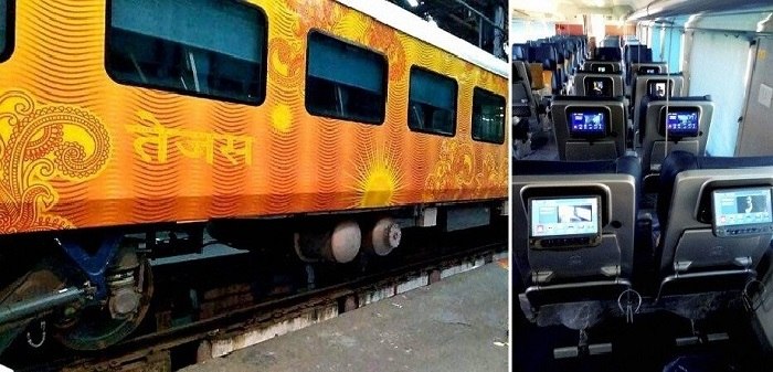 Tejas Express to hit the Mumbai-Goa route in June.