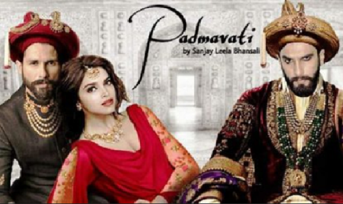 Watch Padmavati first look, but the movie is not releasing anytime soon.