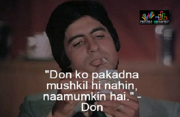 Top 10 Bollywood dialogues that we grew up listening to.