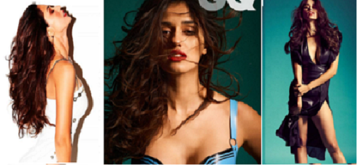 Disha Patani's hot photo shoot for GQ magazine will leave you asking for more.
