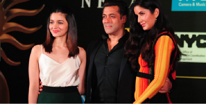 Celebrities made the IIFA a hit inspite of the rains.
