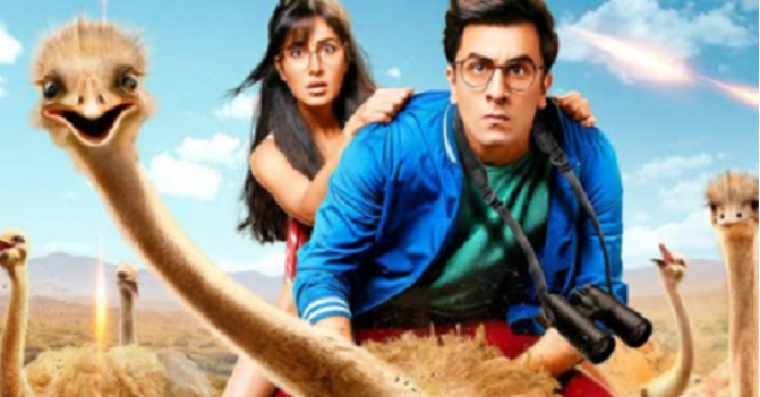 Jagga Jasoos- the musical movie takes you to a fairyland.