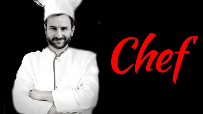Saif Ali Khan will finally be back with the movie 'Chef'.