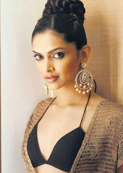Deepika Padukone In Bikni