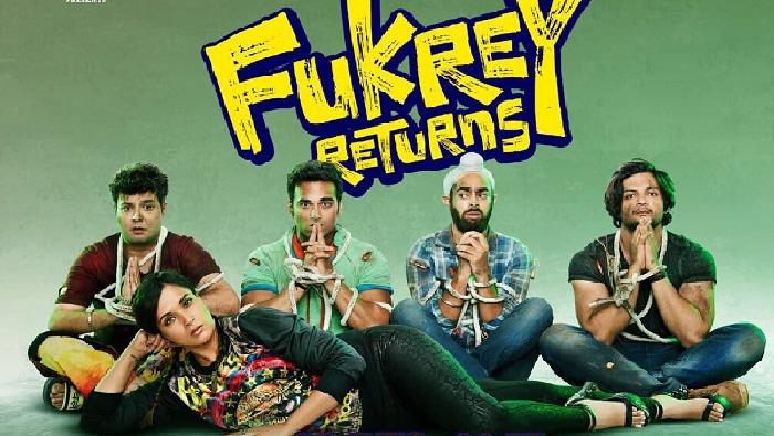 Fukrey returns is back