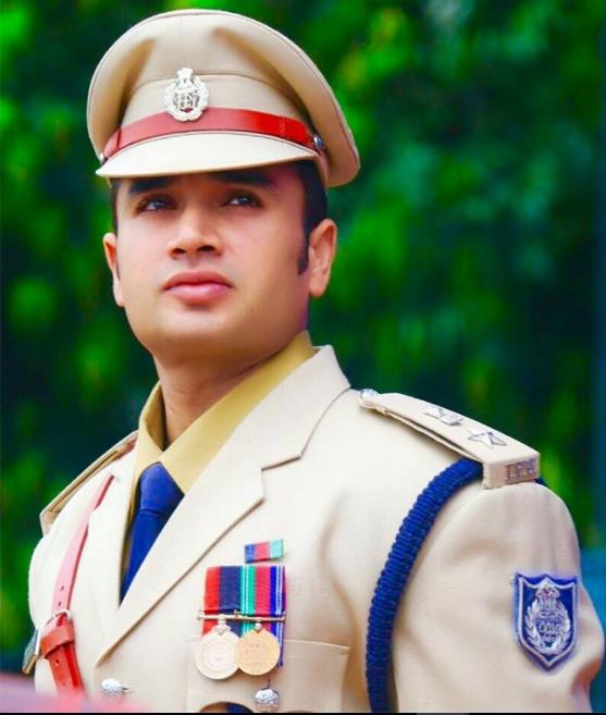Sachin Atulkar IPS 2