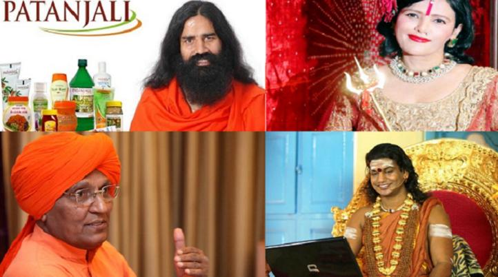 Spiritual gurus who earned more fame than celebrities.