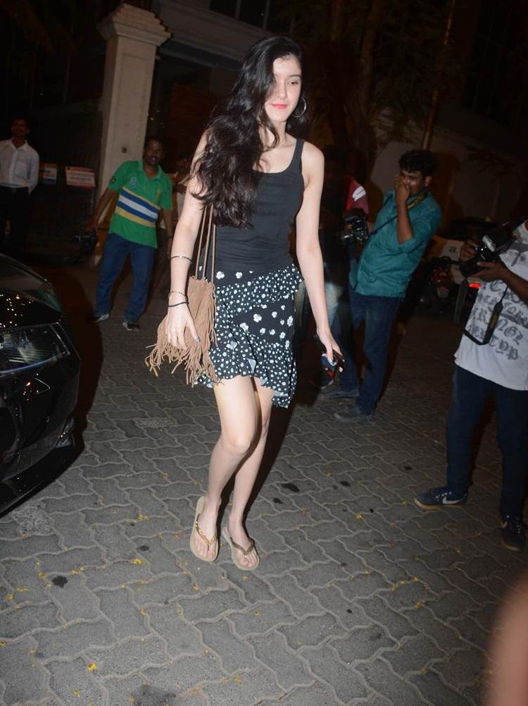 Shanaya Kapoor
