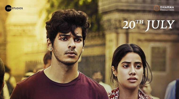 Will Dhadak do justice to Sairat ? Read on for the review.