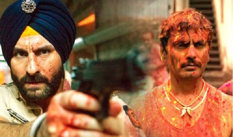Sacred Games most popular indian web series