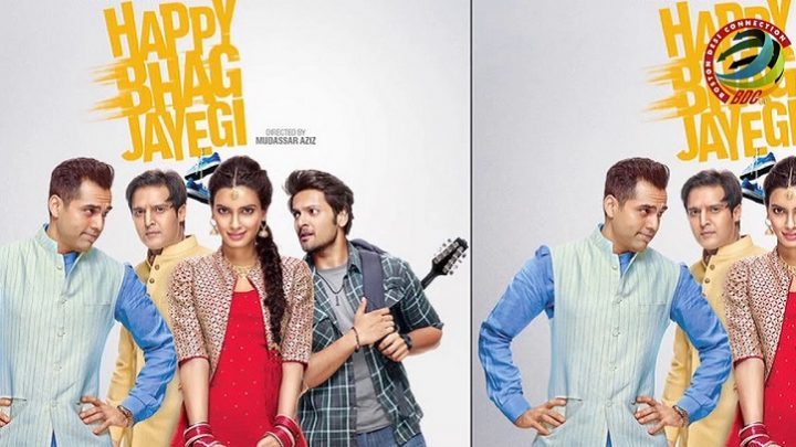 'Happy Phirr Bhag Jayegi' is here to make you happy again.
