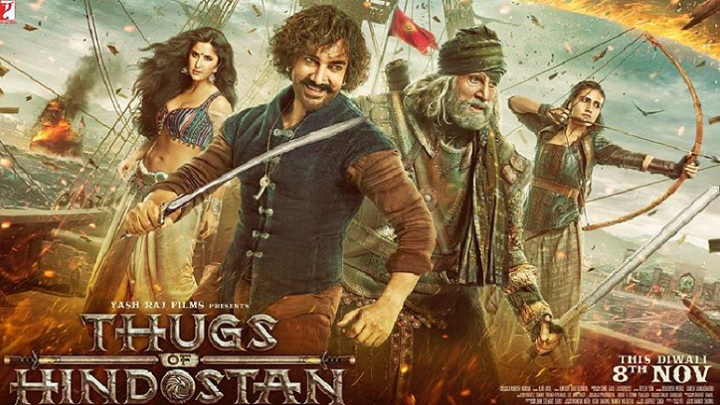 Thugs of Hindostan trailer has made us impatient for the movie.