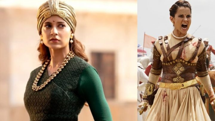 Kangana Ranaut looks like a royal queen in Manikarnika teaser.