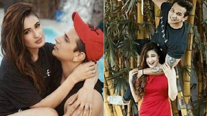Prince and Yuvika's pre-wedding pictures are giving us couple goals.