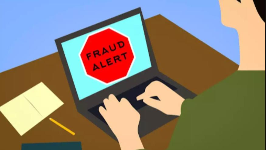 Bank otp fraud