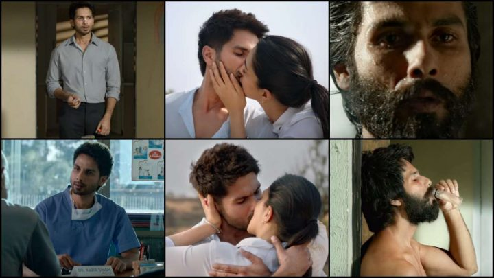 Movie Review- Kabir Singh make you happy only in first half.
