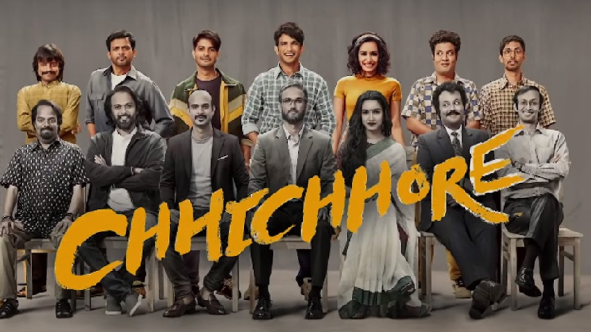 Check out the trailer of Chhichhore this Friendship Day.