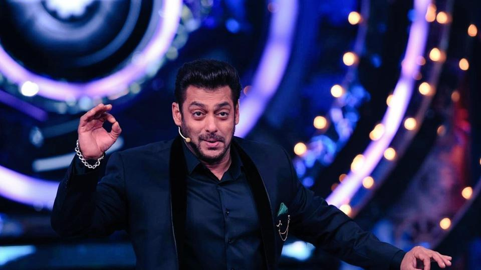 Salman khan in big boss 13