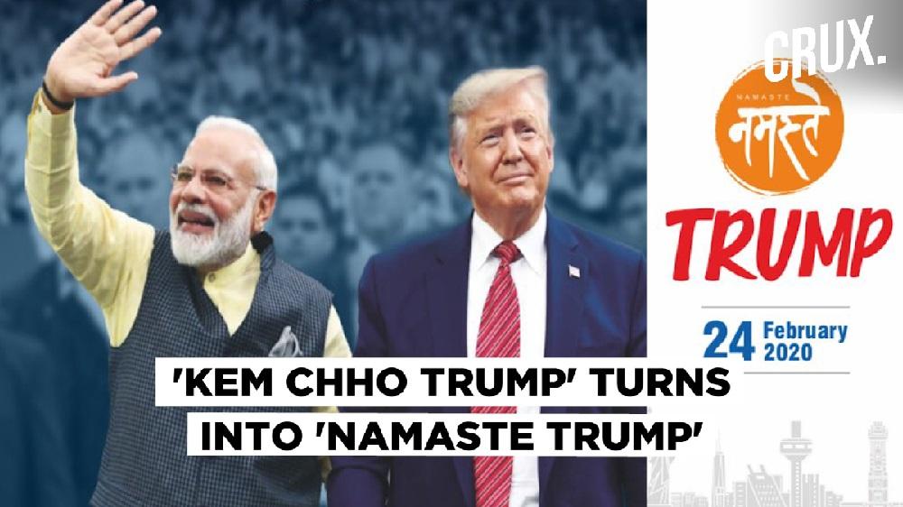 Namste Trump