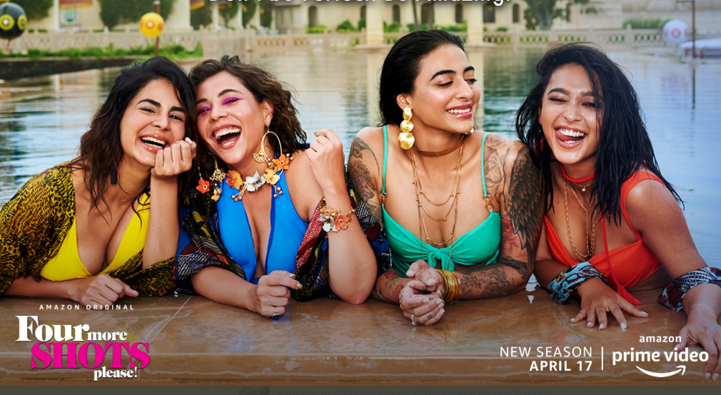 Four More Shots Please- Season 2 is back with its fun girl gang.