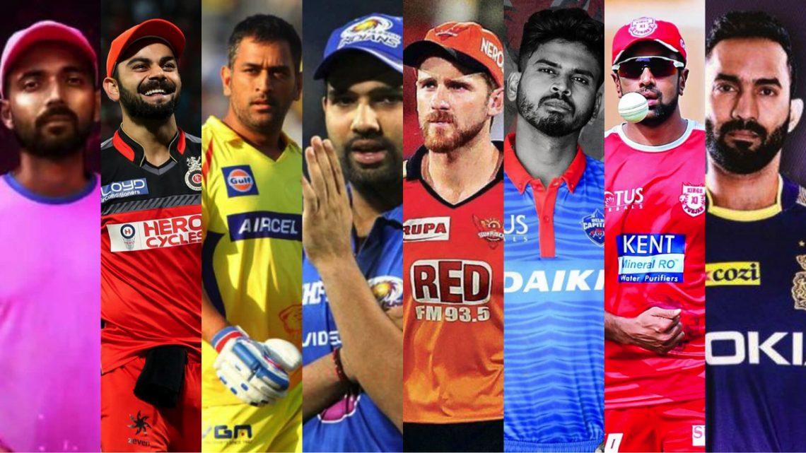 Live: IPL(Indian Premier League) 2021 Points Table, Schedule, Full Match details, Timings, Venues, Title sponsor.