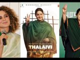 Watch Thalaivi movie trailer- Proudly IMperfect Media