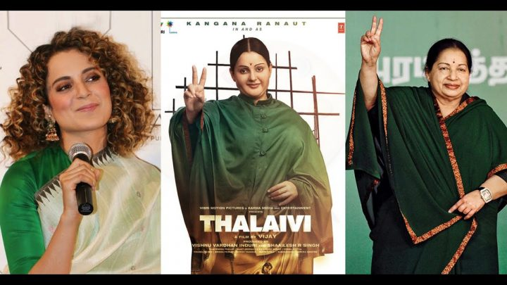 Thalaivi Trailer: From Cinema To Chief Minister, Kangana Ranaut shines in Jayalalithaa biopic.
