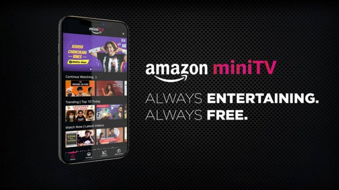 Amazon launches MiniTV, free content streaming platform exclusively for India.