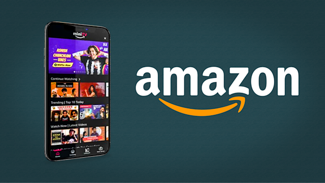 Amazon launches MiniTV, free content streaming platform exclusively for India