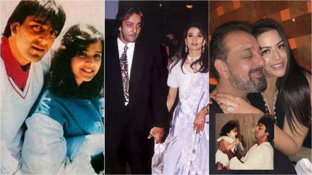 sanjay-dutt-3-wife